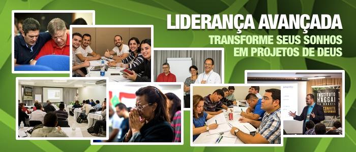 Seminários Nacionais de Liderança Avançada do Haggai