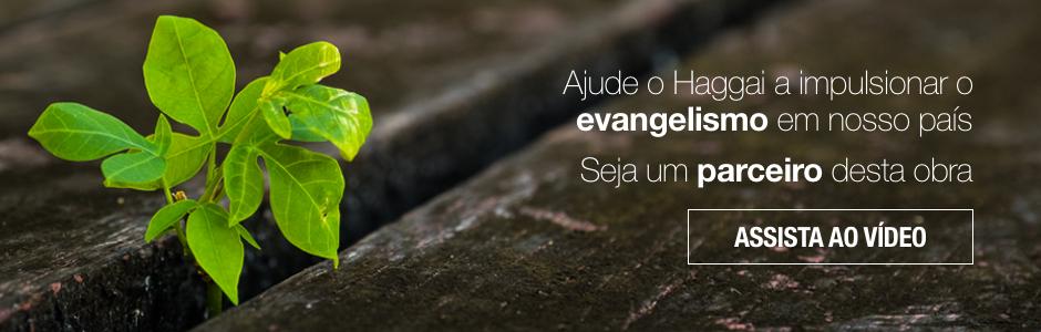 Seja um Parceiro do Haggai Brasil