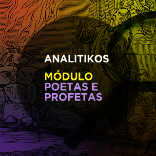 29 a 31 Out · ANALITIKOS: Poetas e Profetas [Virtual]