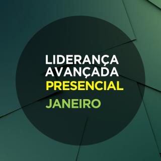22 a 26 Jan 2022 · Liderança Avançada em Campinas