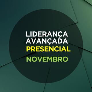 13 a 17 Nov · Liderança Avançada em Campinas