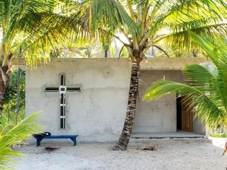 Igreja fundada pelos missionários