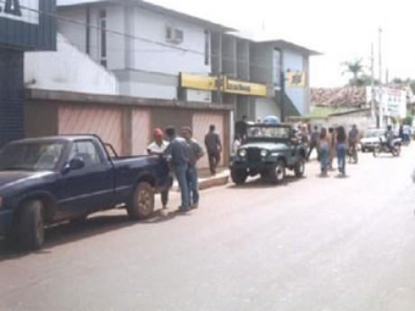 Cidade de Corrente e vilas alcançadas pelo ministério do Pr. Roberto