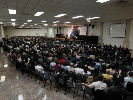 Congresso Haggai 2008