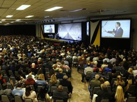 Congresso Haggai 2018