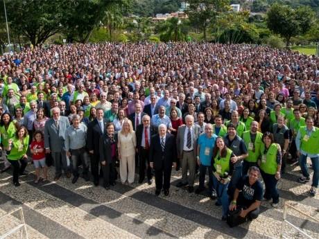 Participantes do Congresso Haggai 2014