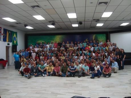 Semana Haggai Sudeste 2011
