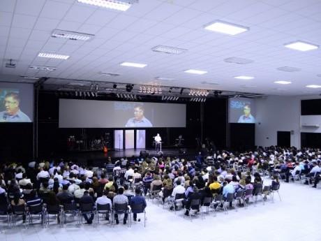 Congresso Haggai 2012 em João Pessoa