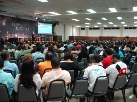 Congresso Haggai 2007