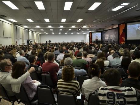 Congresso Haggai 2012 em Águas de Lindóia