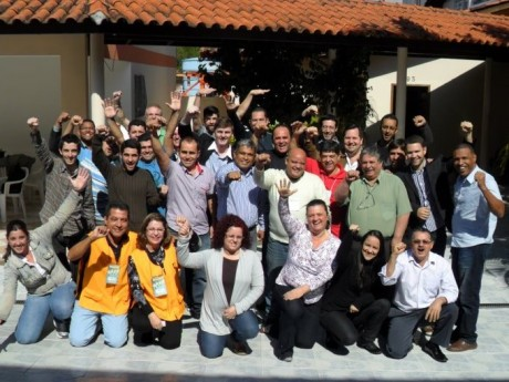 Liderança Avançada em Florianópolis Agosto/2012