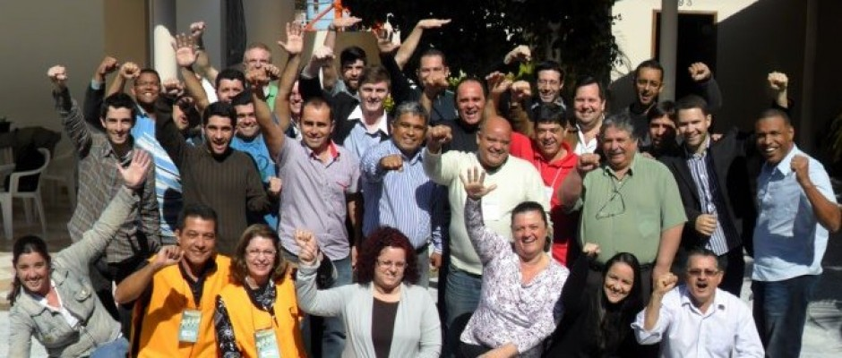 Turma de Liderança Avançada em Florianópolis Agosto/2012