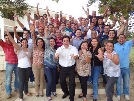 Liderança Avançada em João Pessoa Agosto/2012