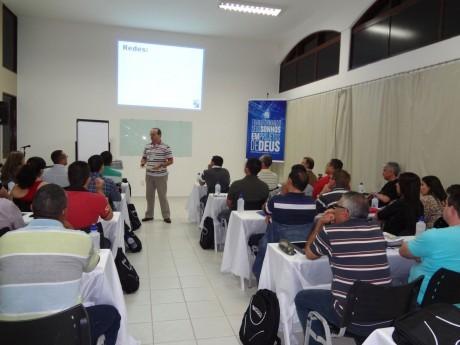 Lívio Oliveira do RJ coordena o curso em João Pessoa