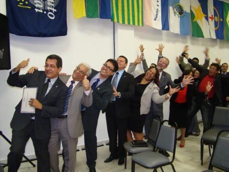 Semana Haggai 2012: Formatura