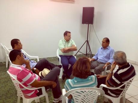 Pr. Sadraque nos conta seu testemunho de vida como empresário, político e pastor.