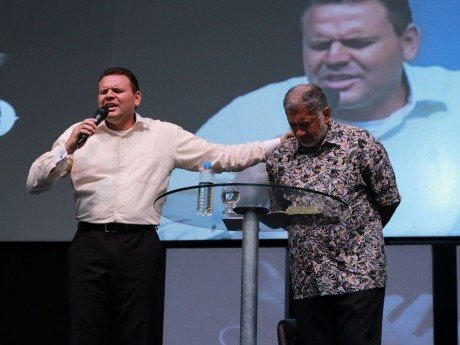 David intercede a favor de Jeremias Pereira da Silva