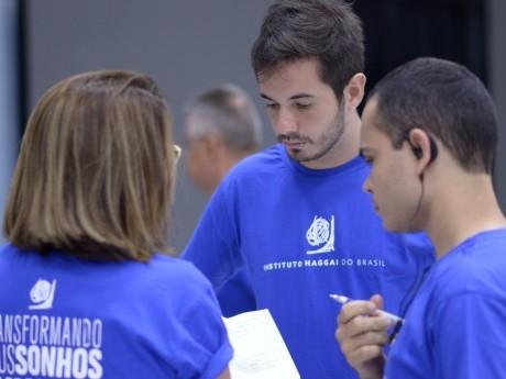 Voluntários da Cidade Viva