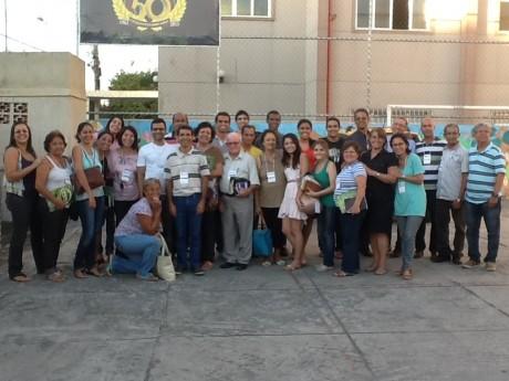 04/Mai -  Primeira Igreja Batista em Jardim Catarina, São Gonçalo, RJ. Módulo 2