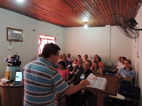 10/Ago - Supervisão Regional (Sudeste) da Igreja de Deus no Brasil em Colubandê, RJ