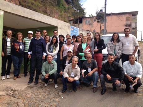 Seminários Locais do Haggai em 2013