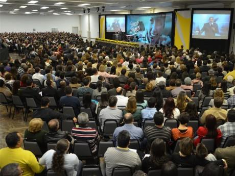 Congresso Haggai 2013 em Águas de Lindóia