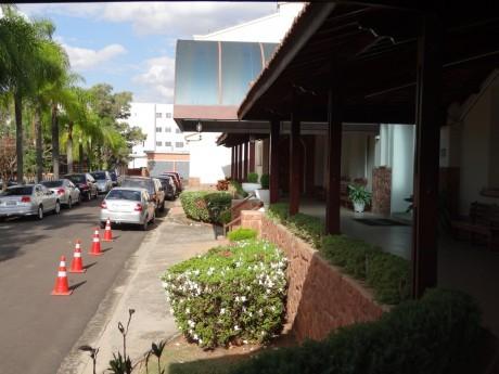 Local do evento em Campinas