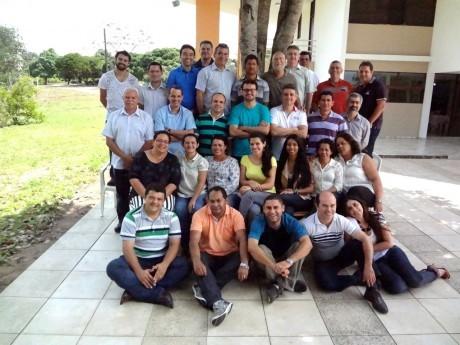 Liderança Avançada em João Pessoa Ago/2013