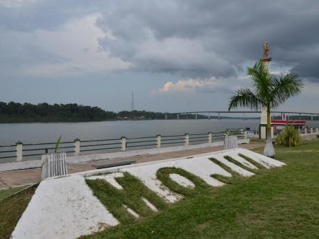 Moju, a 266km de Belém