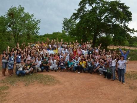 Participantes do Congresso de Pastores e Líderes do Sertão
