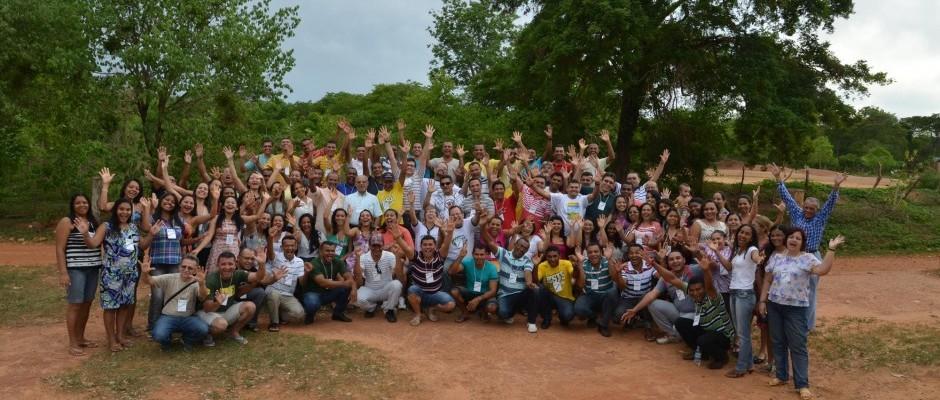 Participantes e Equipe do CONPLIS 2013