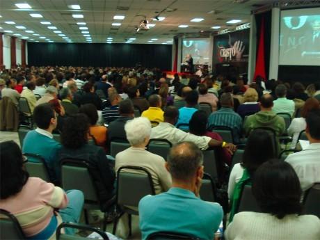 Congresso Haggai 2010