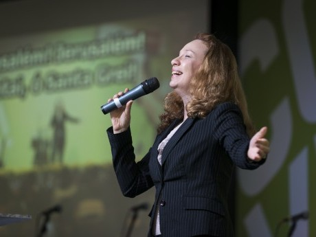 Jeanne Mascarenhas traz uma apresentação especial
