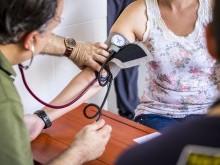 Verificando a pressão arterial