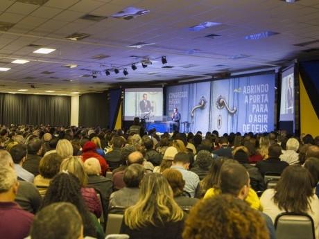 Congresso Haggai 2015 em Águas de Lindóia