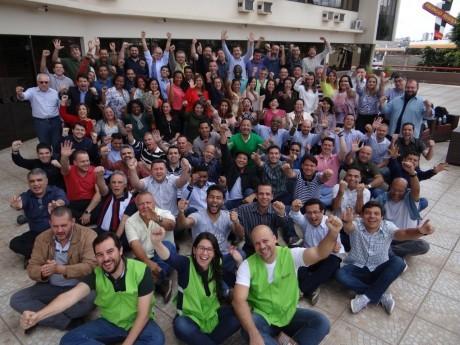 Semana Haggai em Campinas Jul/2015