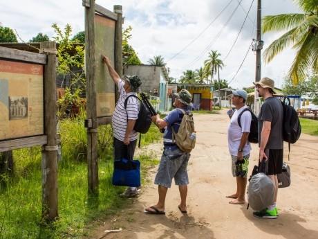 Março 2015 - conhecendo um pouco da região de Camamu e Ilha Grande