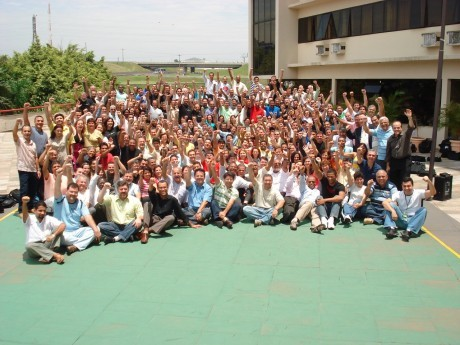 Semana Haggai 2008