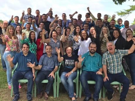 Liderança Avançada em Ji-Paraná Mar/2017