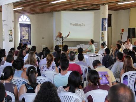 Aula na Jornada de Estudos no Cariri em 2011