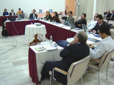 Reunião anual do Conselho de Administração