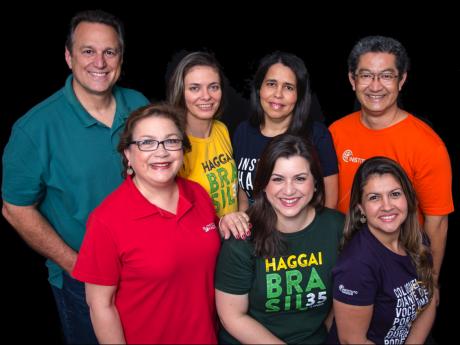 Equipe Haggai Brasil 2016