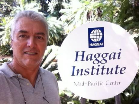 Marcelo Veiga em Maui