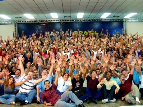 Participantes da Semana Haggai 2009