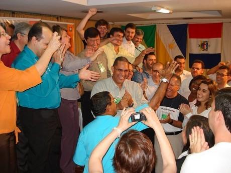 Participantes da Semana Haggai 2008