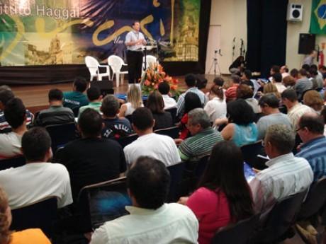 Plenária da Semana Haggai 2010 no Ceará