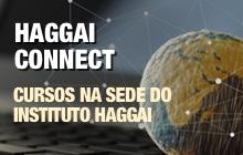 Haggai Connect: Cursos de capacitação para o ministério e para a vida pessoal e profissional do cristão, com abordagem prática na nossa sede.