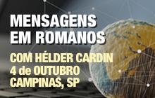 Haggai Connect: Mensagens em Romanos com Hélder Cardin