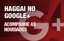 Siga o Haggai no Google+