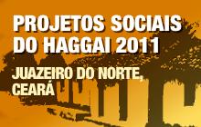 Projetos Sociais do Haggai 2011